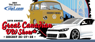 The Great Canadian VW Show